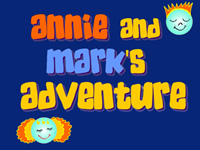 Annie and Mark\'s Adventure Instructions