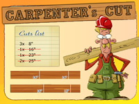 Carpenter\'s Cut Instructions