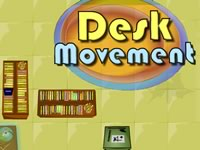 Desk Movement Instructions