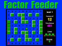 Factor Feeder Instructions