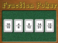 Fraction Poker Instructions