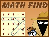 Math Find Instructions