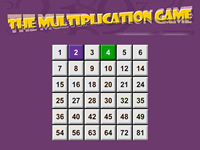 Multiplication Game Instructions