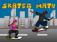 Skater Math Instructions